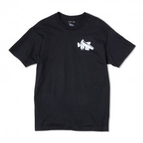 ACT LIKE YOU KNOW - Bolts T-Shirt - Black