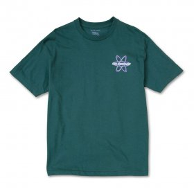 <img class='new_mark_img1' src='//img.shop-pro.jp/img/new/icons5.gif' style='border:none;display:inline;margin:0px;padding:0px;width:auto;' />ACT LIKE YOU KNOW - Technology T-Shirt - Forest Green