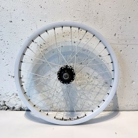 <img class='new_mark_img1' src='//img.shop-pro.jp/img/new/icons5.gif' style='border:none;display:inline;margin:0px;padding:0px;width:auto;' />HOFFMAN BIKE GENERATOR RIM x SUZUE HUB - FRONT WHEEL