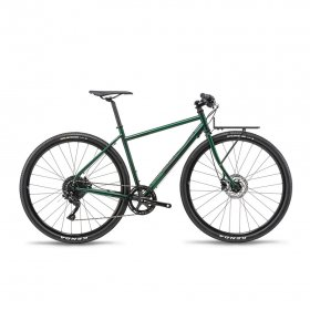 2019 - BOMBTRACK - ARISE - GEARED - MATT METALLIC GREEN