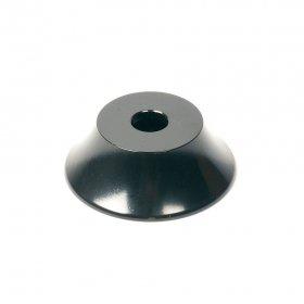 *UNITED - SUPREME CRMO REAR HUB GUARD - 14mm, UNIVERSAL - BLACK