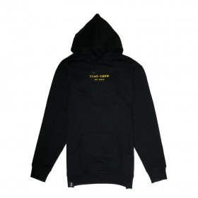 <img class='new_mark_img1' src='https://img.shop-pro.jp/img/new/icons5.gif' style='border:none;display:inline;margin:0px;padding:0px;width:auto;' />CIAO - MMXV - HOODIE - BLACK