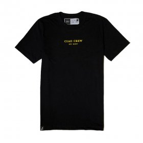 <img class='new_mark_img1' src='//img.shop-pro.jp/img/new/icons5.gif' style='border:none;display:inline;margin:0px;padding:0px;width:auto;' />CIAO - MMXV - SHIRTS - BLACK