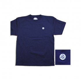 <img class='new_mark_img1' src='//img.shop-pro.jp/img/new/icons5.gif' style='border:none;display:inline;margin:0px;padding:0px;width:auto;' />*ALIVE INDUSTRY - STITCH T SHIRT - NAVY