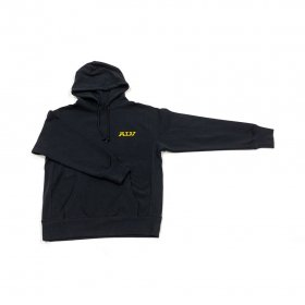 <img class='new_mark_img1' src='https://img.shop-pro.jp/img/new/icons5.gif' style='border:none;display:inline;margin:0px;padding:0px;width:auto;' />*ALIVE INDUSTRY - ICON HOODIE - BLACK