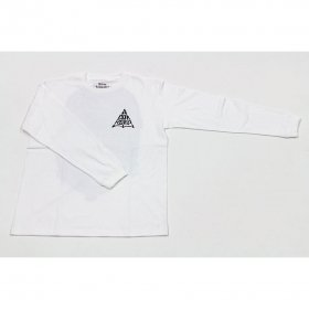 <img class='new_mark_img1' src='https://img.shop-pro.jp/img/new/icons5.gif' style='border:none;display:inline;margin:0px;padding:0px;width:auto;' />*ALIVE INDUSTRY - ACCORCROW LONG SLEEVE - WHITE