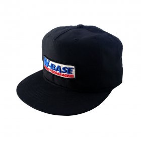 W-BASE - CONVOY TRACKER HAT - BLACK
