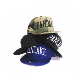 <img class='new_mark_img1' src='https://img.shop-pro.jp/img/new/icons5.gif' style='border:none;display:inline;margin:0px;padding:0px;width:auto;' />PANCAKE - ARCH LOGO SNAP BACK CAP