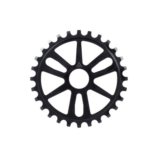 RELIC - COUNTER SPROCKET - 28T - BLACK