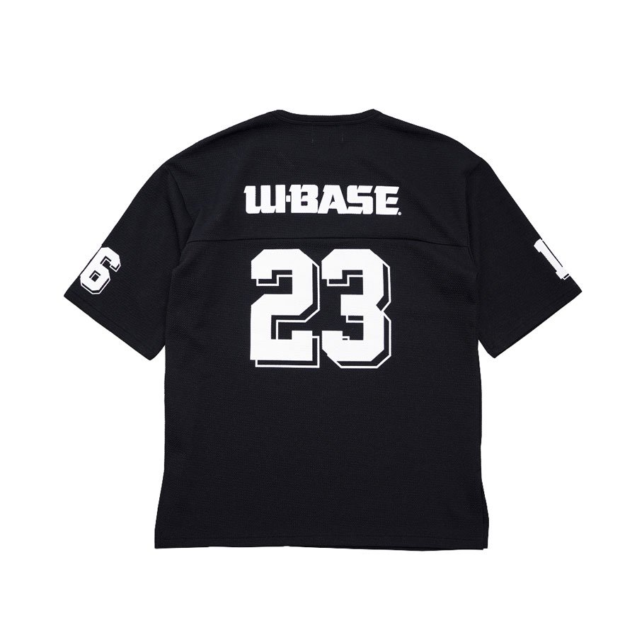 W-BASE×FAKIE STANCE Tee Black<img class='new_mark_img2' src='//img.shop-pro.jp/img/new/icons15.gif' style='border:none;display:inline;margin:0px;padding:0px;width:auto;' />