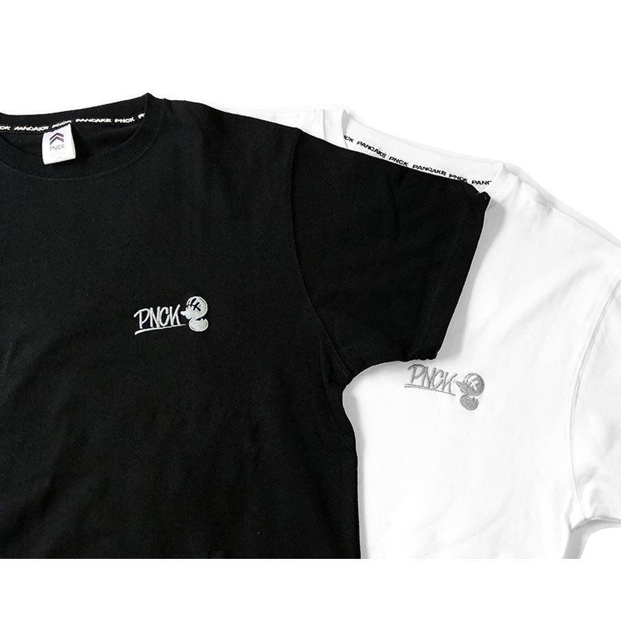 DUCKLE × PNCK COLLABORATION TEE - EMBROIDERED<img class='new_mark_img2' src='//img.shop-pro.jp/img/new/icons15.gif' style='border:none;display:inline;margin:0px;padding:0px;width:auto;' />