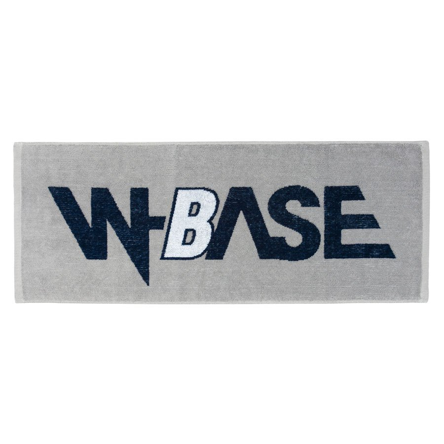 W-BASE x ballaholic - TOWEL