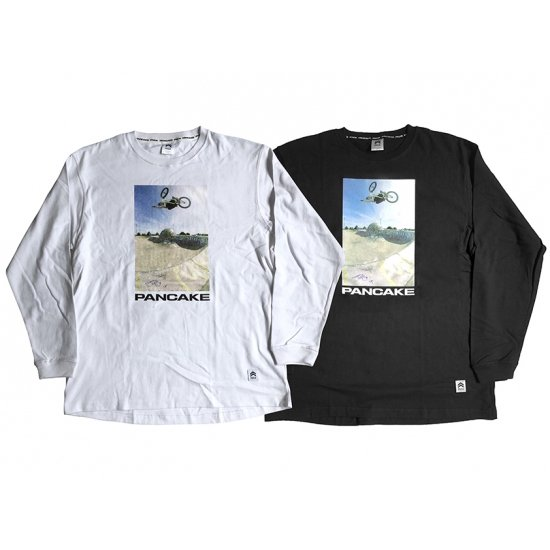 PNCK - PHOTO TEE - LONG SLEEVE<img class='new_mark_img2' src='https://img.shop-pro.jp/img/new/icons15.gif' style='border:none;display:inline;margin:0px;padding:0px;width:auto;' />