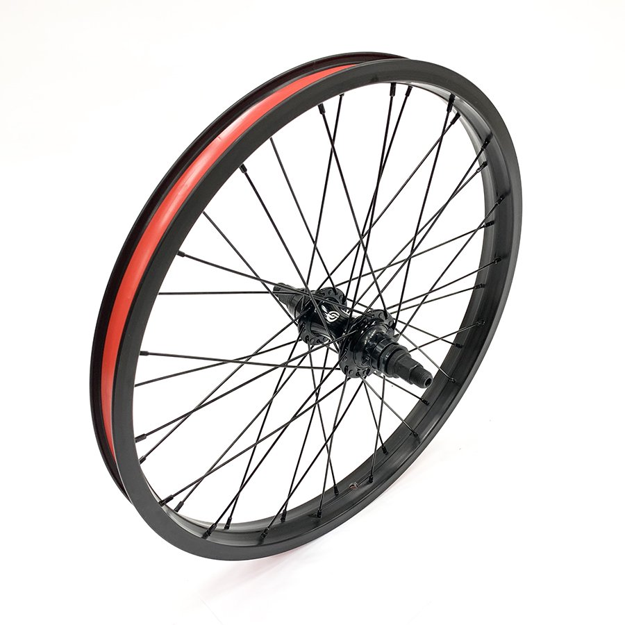 <img class='new_mark_img1' src='//img.shop-pro.jp/img/new/icons5.gif' style='border:none;display:inline;margin:0px;padding:0px;width:auto;' />*ECLAT - TRIPPIN RIM × SALT EX CASSETTE HUB WHEEL - 20