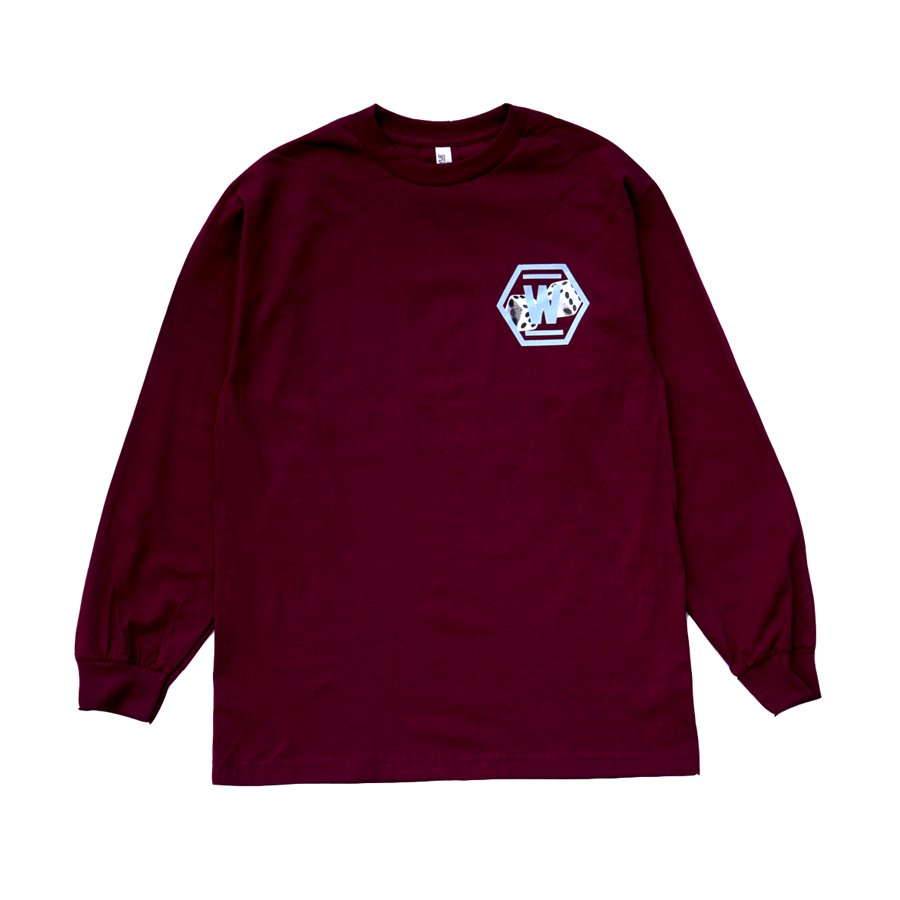 DICE&DICE × W-BASE LIMITED L/S TEE