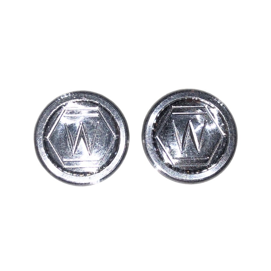 BROOKLYN MACHINE WORKS × W-BASE - VALVE CAP HEX - POL