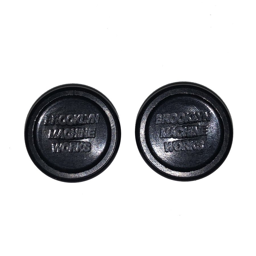 BROOKLYN MACHINE WORKS - VALVE CAP CLASSIC - BK