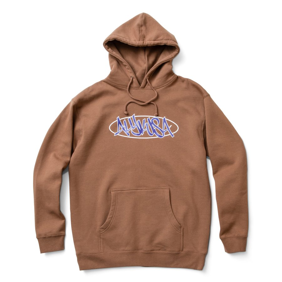 ALYK - That's Them Heavyweight Hooded Sweatshirt / Carhartt Brown