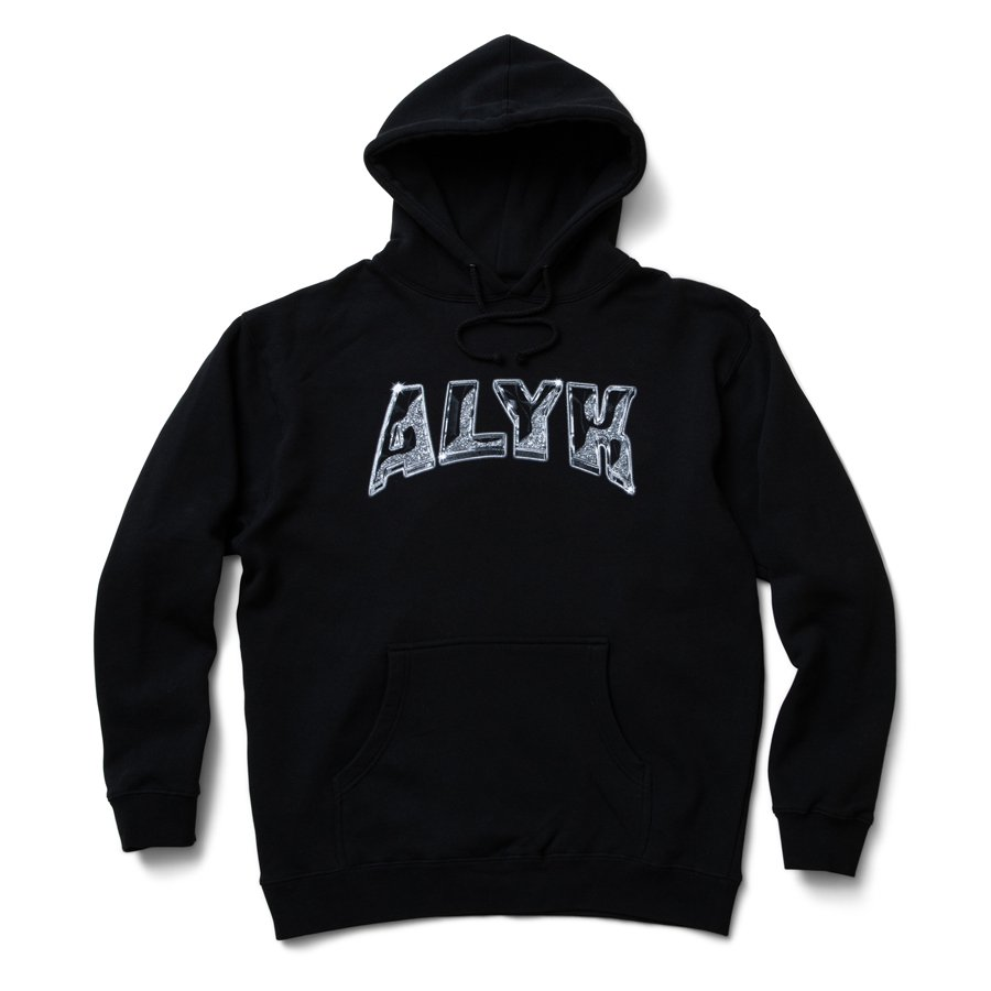 ALYK - G-Code Heavyweight Hooded Sweatshirt