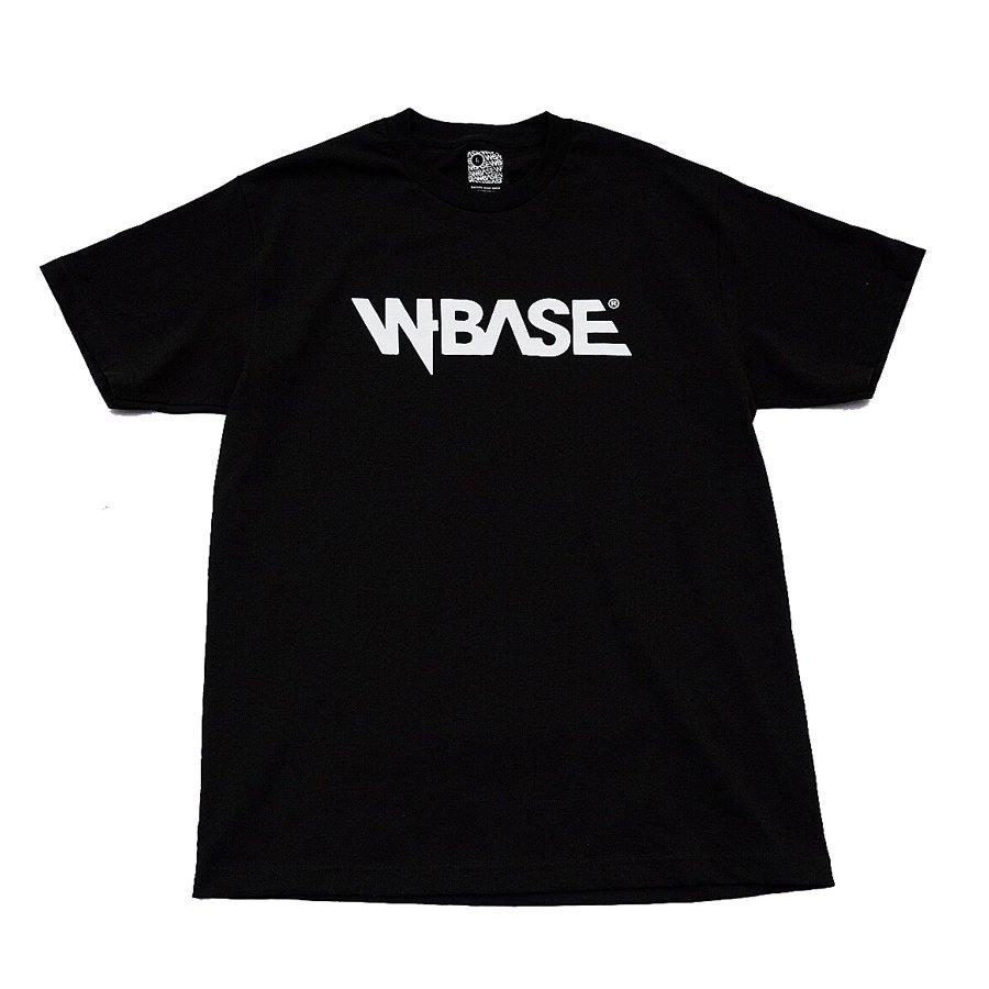 W-BASE - OG LOGO TEE - BLACK