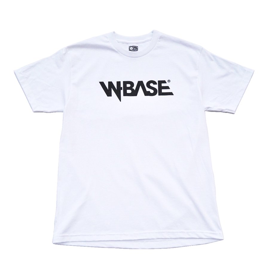 W-BASE - OG LOGO TEE - WHITE