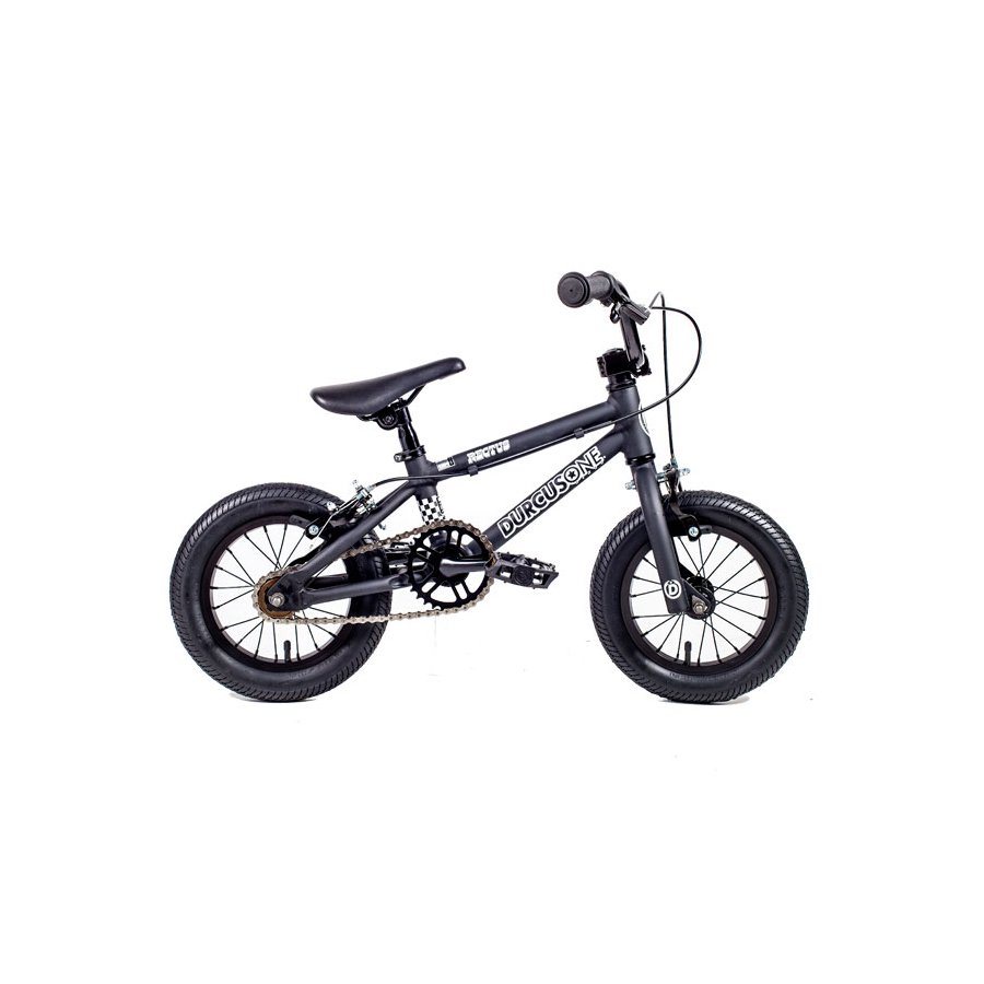 DURCUS ONE - RECTUS 12 - KIDS BMX - MATT BLACK