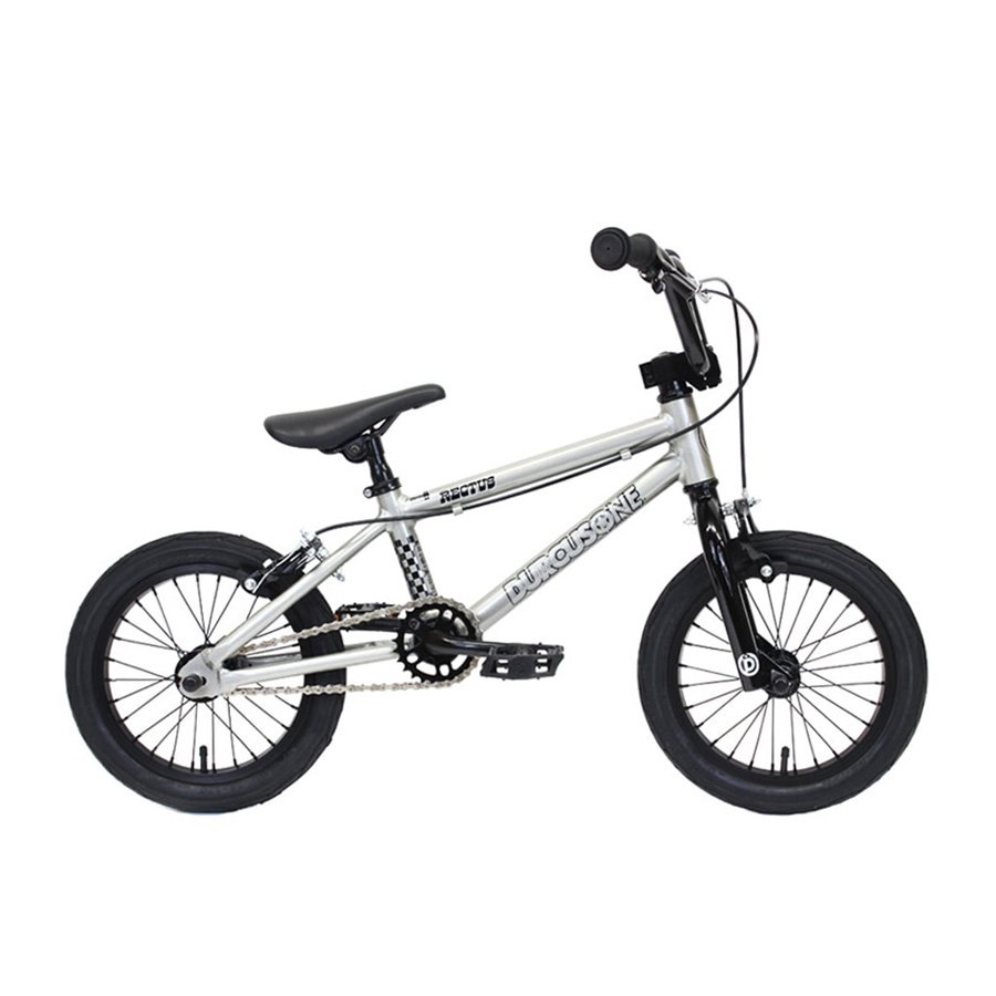 <img class='new_mark_img1' src='https://img.shop-pro.jp/img/new/icons25.gif' style='border:none;display:inline;margin:0px;padding:0px;width:auto;' />DURCUS ONE - RECTUS 14 - KIDS BMX - BRASHED RAW