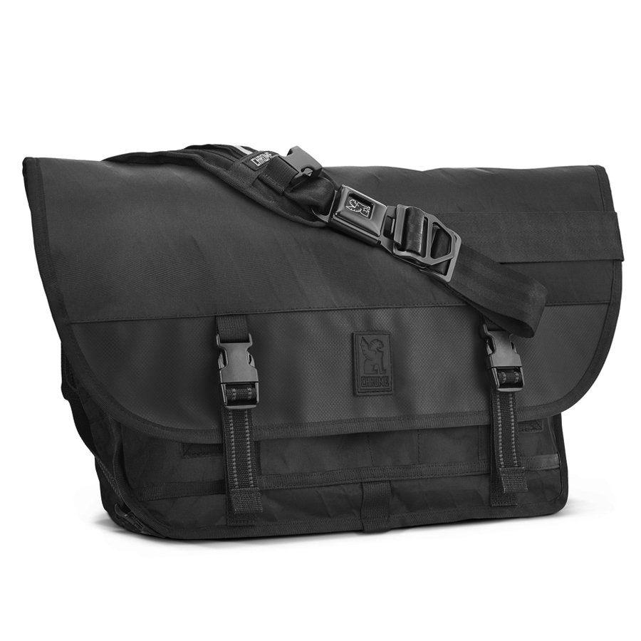 CHROME INDUSTRIES - BLCKCHRM CITIZEN MESSENGER BAG
