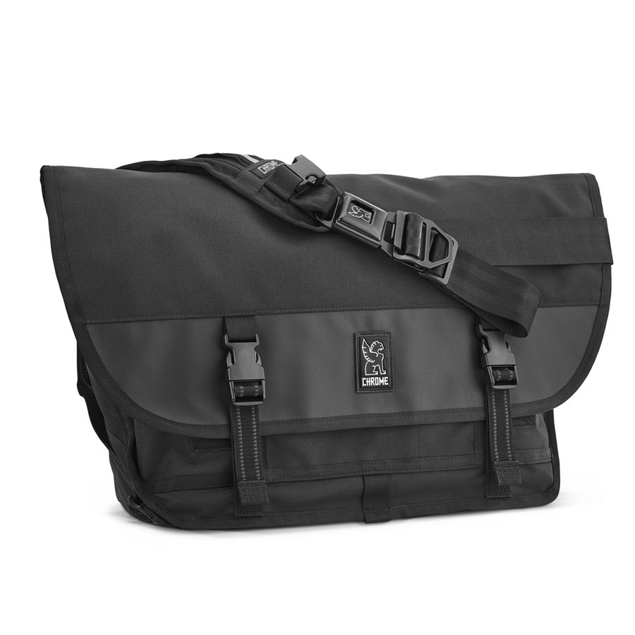 CHROME INDUSTRIES - CITIZEN MESSENGER BAG - BKBK