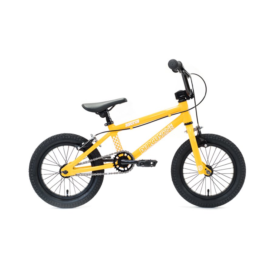 <img class='new_mark_img1' src='https://img.shop-pro.jp/img/new/icons25.gif' style='border:none;display:inline;margin:0px;padding:0px;width:auto;' />DURCUS ONE - RECTUS 14 - KIDS BMX - YELLOW