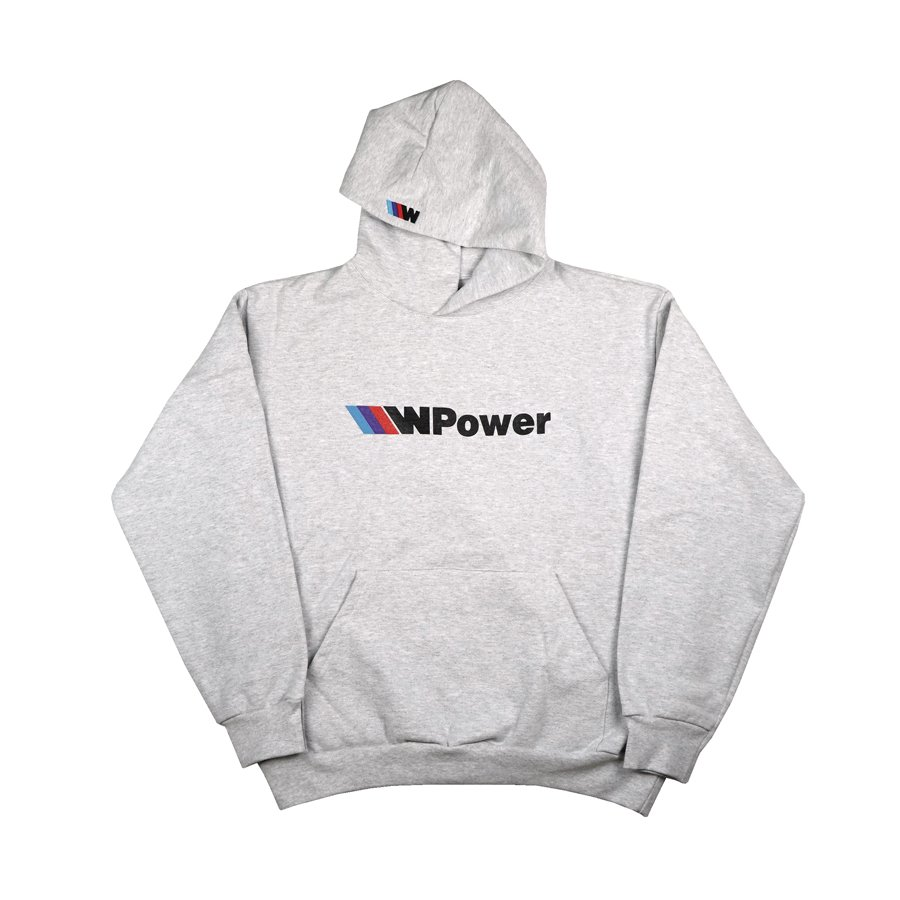 <img class='new_mark_img1' src='https://img.shop-pro.jp/img/new/icons5.gif' style='border:none;display:inline;margin:0px;padding:0px;width:auto;' />W-BASE - WPower HOODIE - GRAY