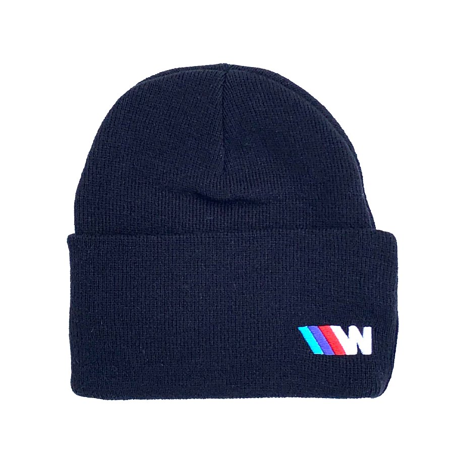 W-BASE - WPOWER BEANIE BLACK