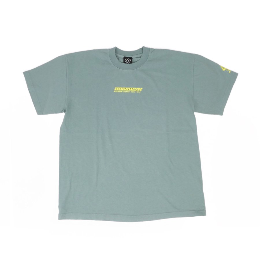 BROOKLYN MACHINE WORKS - BROOKLYN TEE - GREEN