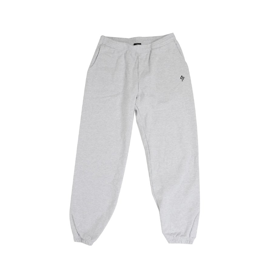 <img class='new_mark_img1' src='https://img.shop-pro.jp/img/new/icons8.gif' style='border:none;display:inline;margin:0px;padding:0px;width:auto;' />BROOKLYN MACHINE WORKS - BROOKLYN SWEAT PANTS - GRAY