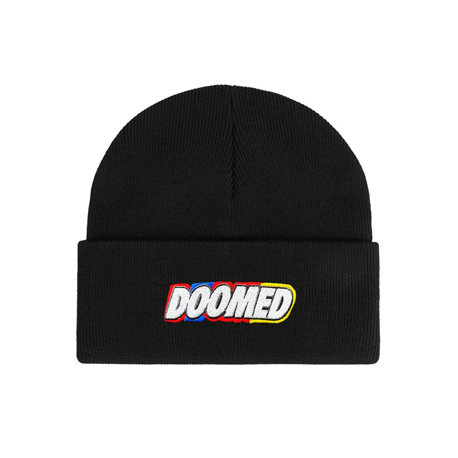 DOOMED - COLOUR BEANIE