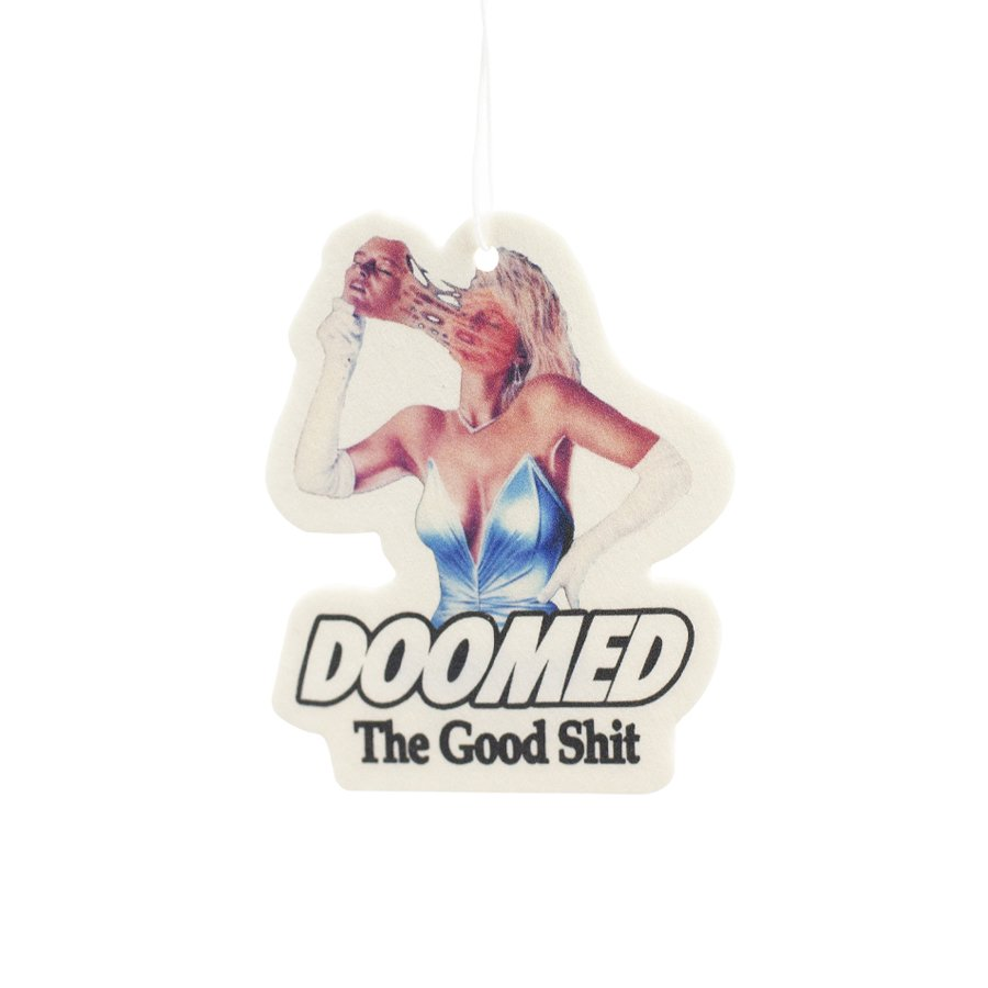 <img class='new_mark_img1' src='https://img.shop-pro.jp/img/new/icons2.gif' style='border:none;display:inline;margin:0px;padding:0px;width:auto;' />DOOMED - CAR AIR FRESHNER