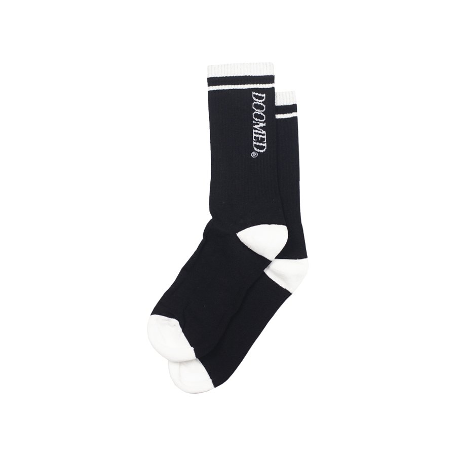 <img class='new_mark_img1' src='https://img.shop-pro.jp/img/new/icons2.gif' style='border:none;display:inline;margin:0px;padding:0px;width:auto;' />DOOMED - D1 SOCKS