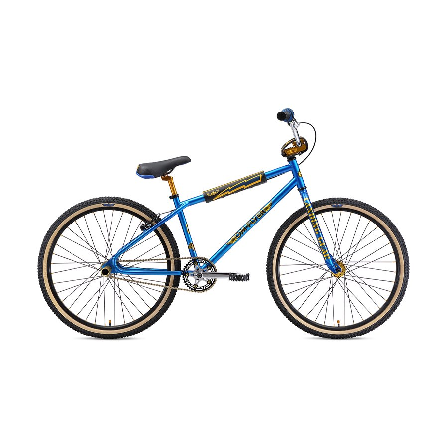 <img class='new_mark_img1' src='https://img.shop-pro.jp/img/new/icons12.gif' style='border:none;display:inline;margin:0px;padding:0px;width:auto;' />SE BIKES - OM FLYER 26 ELECTRIC BLUE