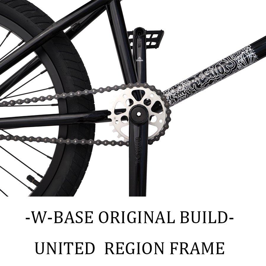 W-BASE ORIGINAL BUILD - UNITED REGION