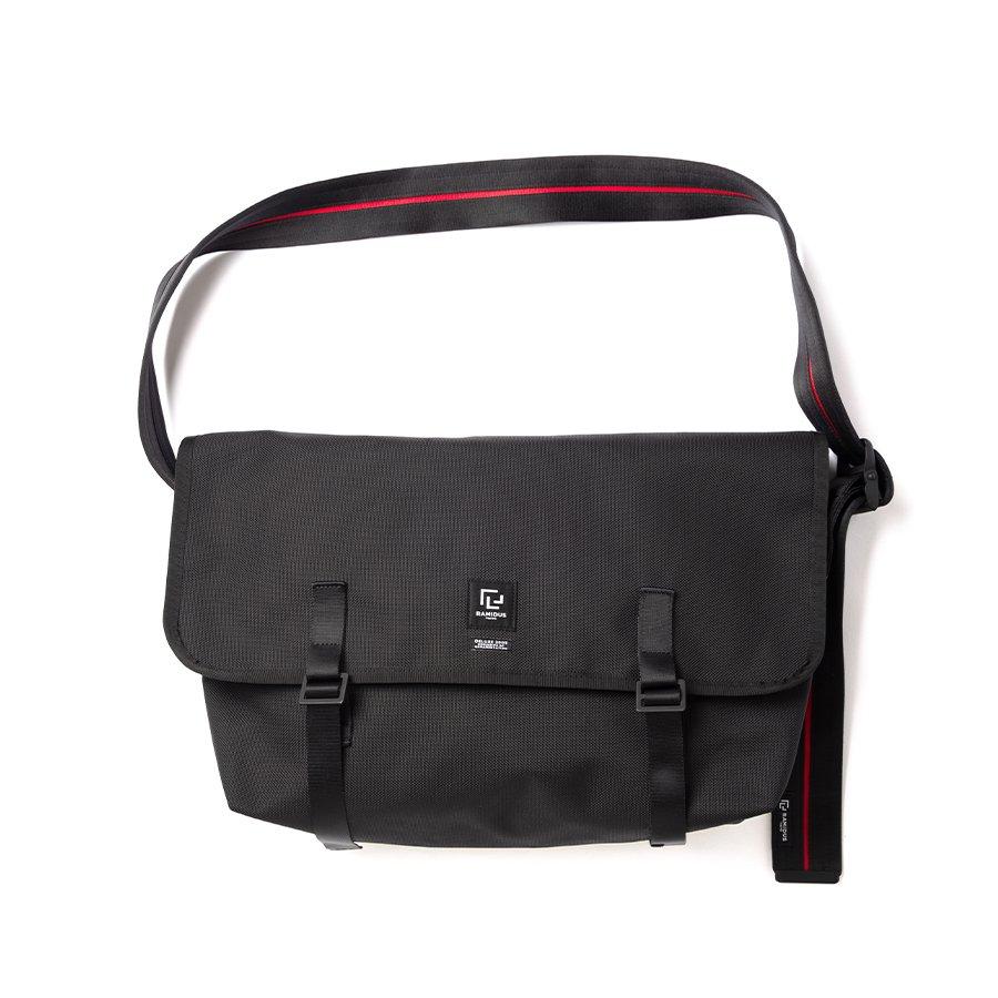 DELUXE × RAMIDUS - MESSENGER BAG