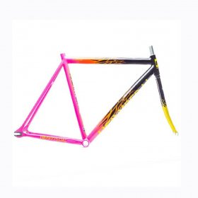 THE HEAVY PEDAL  ZEPHYR TRACK  PINK