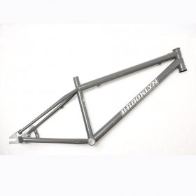 BROOKLYN MACHINE WORKS - NEW PARK FRAME  BATTLE SHIP GRAY