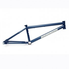 BROOKLYN MACHINE WORKS - BMX FRAME - 80 SERIES BLUE