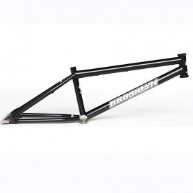 BROOKLYN MACHINE WORKS  BMX FRAME  MATT BLACK