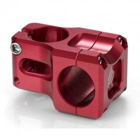 BROOKLYN MACHINE WORKS - FLAT RAT STEM - RED