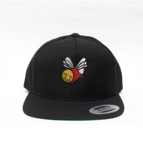 PANCAKE - FLY 5PANNEL SNAP - BACK