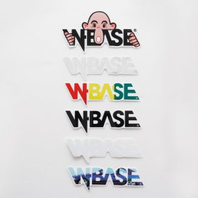 W-BASE OG LOGO STICKER