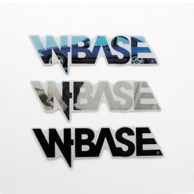 W-BASE BIG OG LOGO STICKER