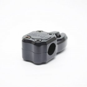 PROFILE RACING - CLAMP-ON MINI STEM - BLACK