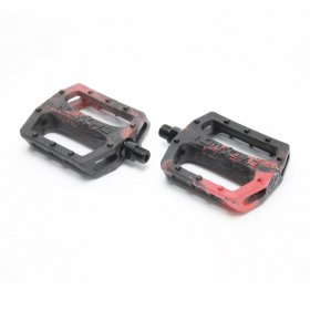 DEMOLITION TROOPER NYLON PEDAL BLACK / RED MIX